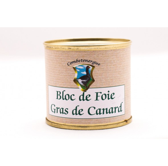 Mousse de foie gras de canard
